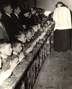 Confirmation- 1950s